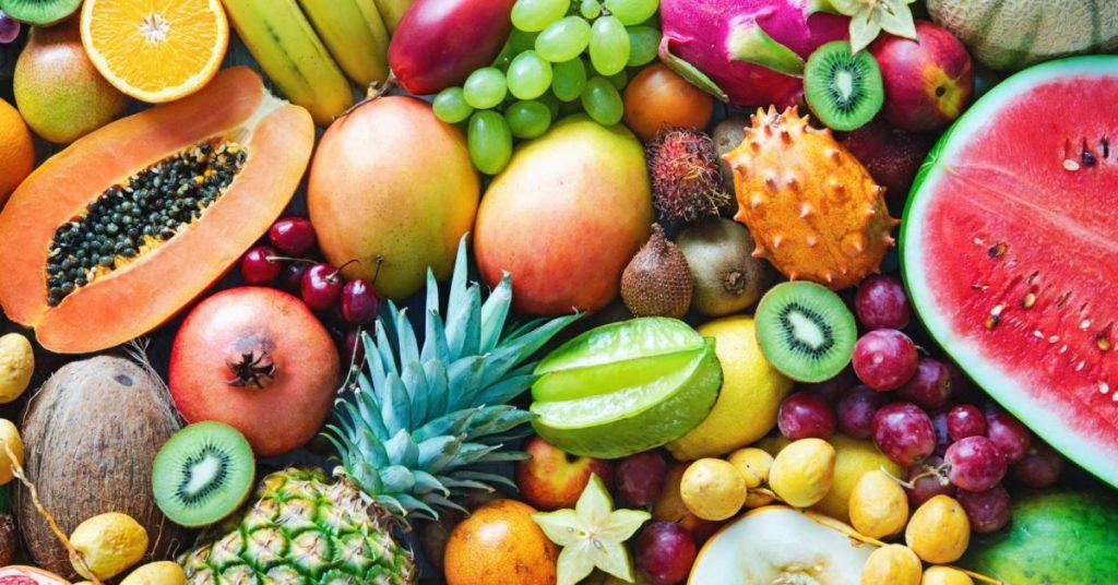 nâng mũi nên ăn trái cây gì