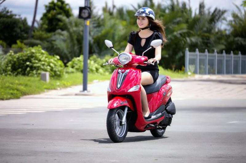 Nâng mũi bao lâu chạy xe máy được?